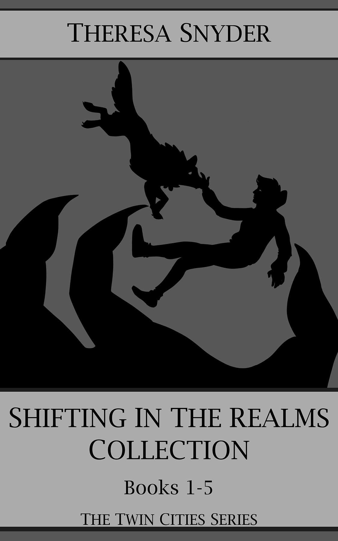 Shifting in The Realms Collection - Books 1-5